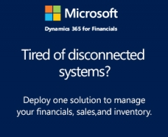 Microsoft Dynamics 365 - Financials